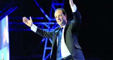 Présidentielles françaises : 28,63% des suffrages pour François Hollande