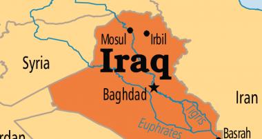 LE DOSSIER DU MOIS DE FEVRIER 2016 : L'IRAK, UN PAYS EN CONVULSION